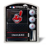 Team Golf Cleveland Indians Embroidered Towel Gift Set