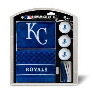 Team Golf Kansas City Royals Embroidered Towel Gift Set