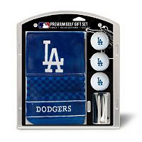 Team Golf Los Angeles Dodgers Embroidered Towel Gift Set