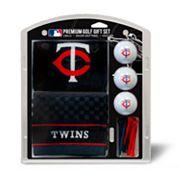 Team Golf Minnesota Twins Embroidered Towel Gift Set