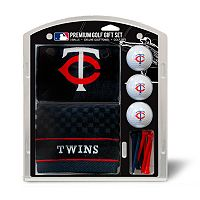 Team Golf Minnesota Twins Embroidered Towel Gift Set