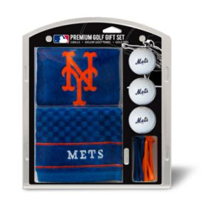 Team Golf New York Mets Embroidered Towel Gift Set
