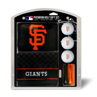 Team Golf San Francisco Giants Embroidered Towel Gift Set