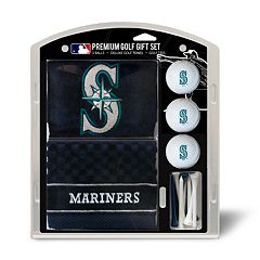 Team Golf Seattle Mariners Embroidered Towel Gift Set
