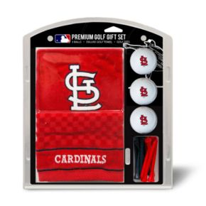 Team Golf St. Louis Cardinals Embroidered Towel Gift Set