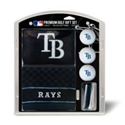 Team Golf Tampa Bay Rays Embroidered Towel Gift Set