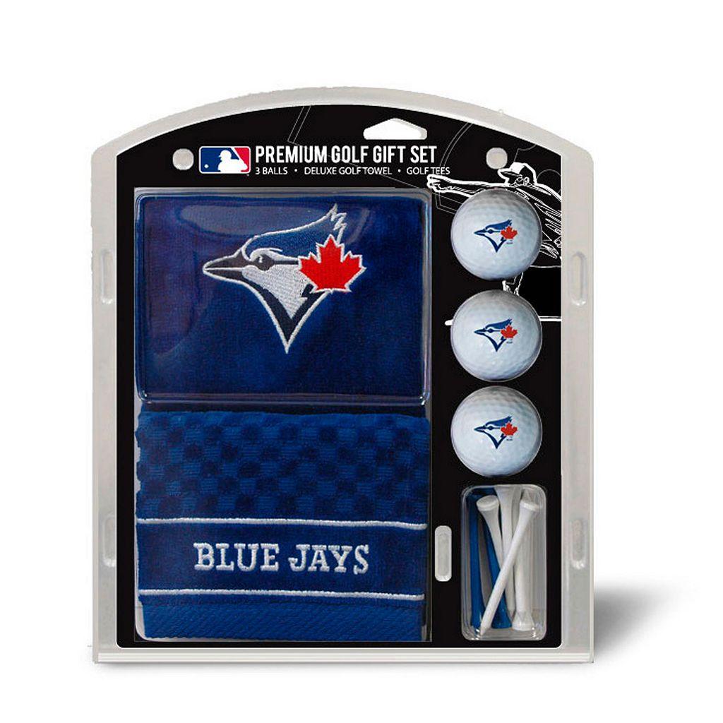 Team Golf Toronto Blue Jays Embroidered Towel Gift Set