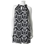 Apt. 9 Mosaic Shift Dress