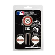 Team Golf Arizona Diamondbacks 4 pc Divot Tool & Ball Marker Set
