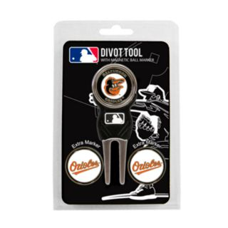 Team Golf Baltimore Orioles 4-pc. Divot Tool and Ball Marker Set