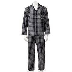 Big & Tall Hanes Classics Pajama Set