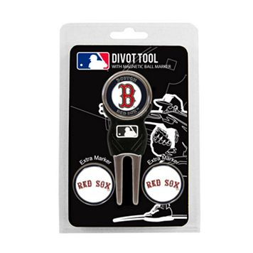Team Golf Boston Red Sox 4-pc. Divot Tool & Ball Marker Set