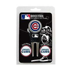 Team Golf Chicago Cubs 4 pc Divot Tool & Ball Marker Set