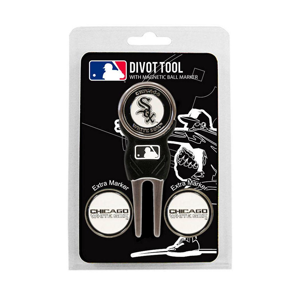 Team Golf Chicago White Sox 4-pc. Divot Tool & Ball Marker Set