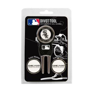 Team Golf Chicago White Sox 4-pc. Divot Tool and Ball Marker Set