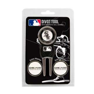 Team Golf Chicago White Sox 4-pc. Divot Tool and Ball Marker Set
