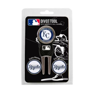 Team Golf Kansas City Royals 4-pc. Divot Tool and Ball Marker Set