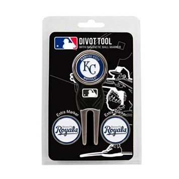 Team Golf Kansas City Royals 4-pc. Divot Tool & Ball Marker Set