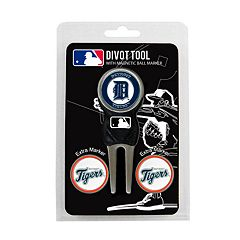 Team Golf Detroit Tigers 4-pc. Divot Tool & Ball Marker Set