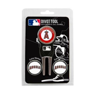 Team Golf Los Angeles Angels of Anaheim 4-pc. Divot Tool and Ball Marker Set