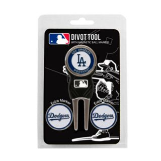 Team Golf Los Angeles Dodgers 4-pc. Divot Tool and Ball Marker Set