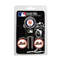 Team Golf New York Mets 4-pc. Divot Tool & Ball Marker Set