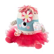 Baby Aspen Clara the Closet Monster Plush Gift Set