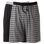 Men's Hanes® 2-pack Sleep Shorts