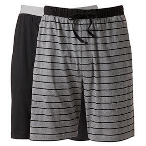 Men's Hanes 2-pack Sleep Shorts