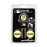 Team Golf Pittsburgh Pirates 4-pc. Divot Tool & Ball Marker Set