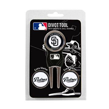 Team Golf San Diego Padres 4-pc. Divot Tool & Ball Marker Set