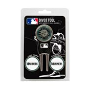 Team Golf Seattle Mariners 4-pc. Divot Tool and Ball Marker Set