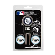 Team Golf Tampa Bay Rays 4-pc. Divot Tool and Ball Marker Set