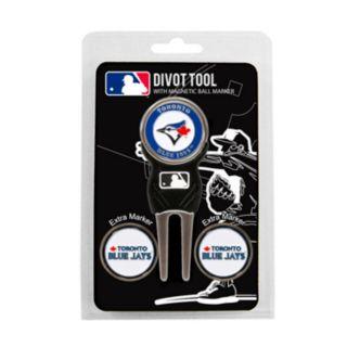 Team Golf Toronto Blue Jays 4-pc. Divot Tool and Ball Marker Set
