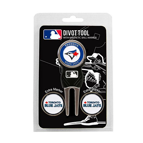 Team Golf Toronto Blue Jays 4-pc. Divot Tool & Ball Marker Set