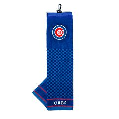 Team Golf Chicago Cubs Embroidered Towel