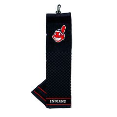 Team Golf Cleveland Indians Embroidered Towel