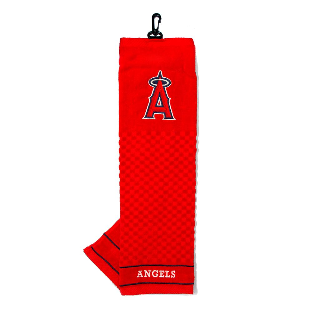 Team Golf Los Angeles Angels of Anaheim Embroidered Towel