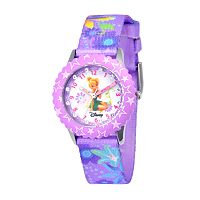 Disney's Tinker Bell Kids' Time Teacher Watch
