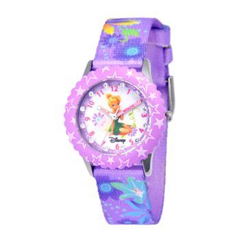 Disney's Tinker Bell Kids' Time Teacher Watch