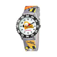 Red Balloon Kids' Time Teacher Construction Watch