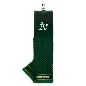 Team Golf Oakland Athletics Embroidered Towel