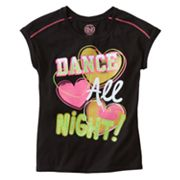SO Dance All Night Bling Dolman Tee - Girls Plus
