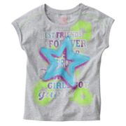 SO BFF Bling Dolman Tee - Girls Plus