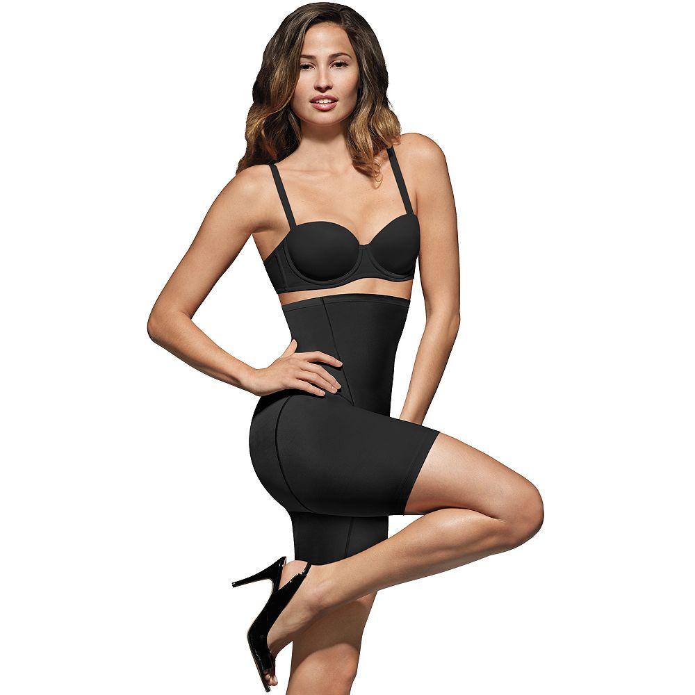 Bali® Cool Comfort Hi-Waist Thigh Slimmer 8097