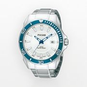 Pulsar Stainless Steel Watch - PS9161 - Men
