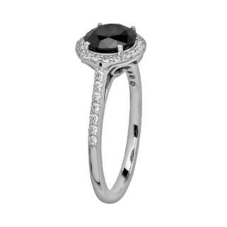 Emotions Sterling Silver Frame Ring - Made with Swarovski Zirconia