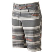 Hang Ten Striped Southwestern Shorts - Men