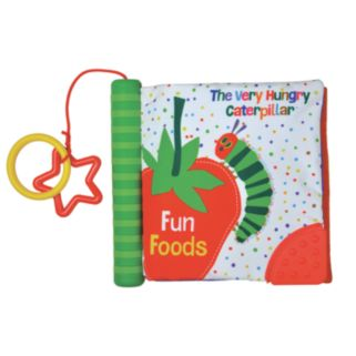 The World of Eric Carle Fun Foods Soft Book