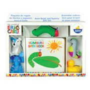 The World of Eric Carle Bath Book and Squirty Set